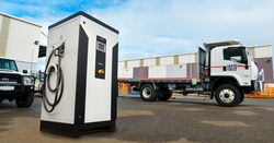 Murray Engineering, Siemens to build mine charging stations