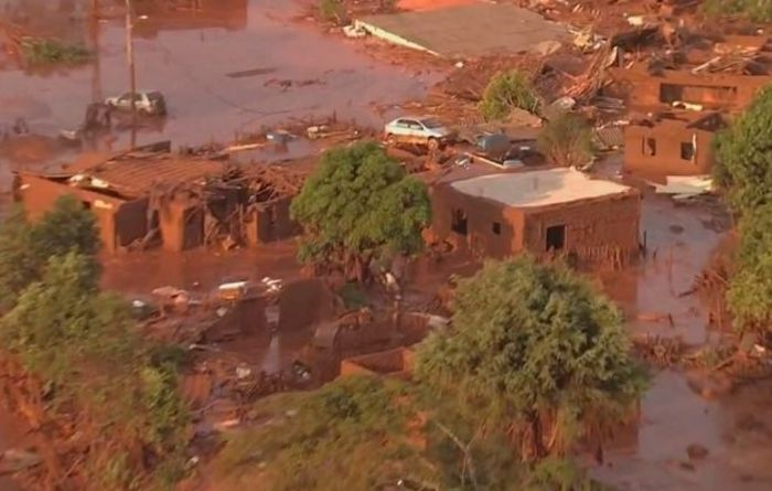 Court blow for Fundao dam victims