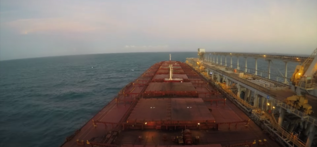 Big Australian all at sea in cabotage cut