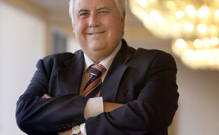 Palmer approves carbon tax repeal