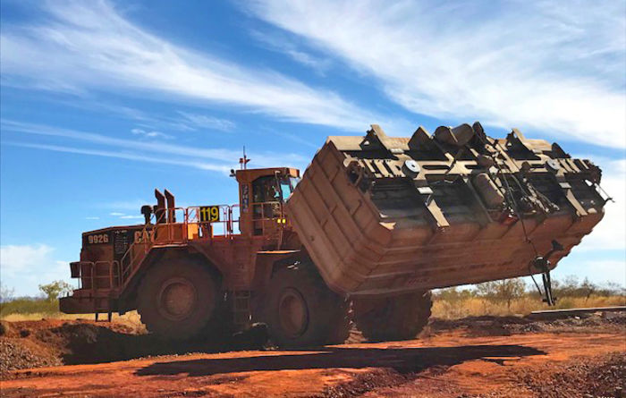 Yurra lands $20 million Rio Tinto contract