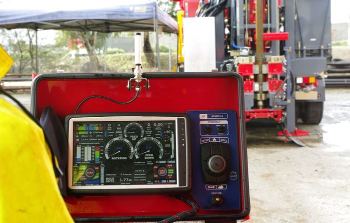 Wallis commercialising automated rigs