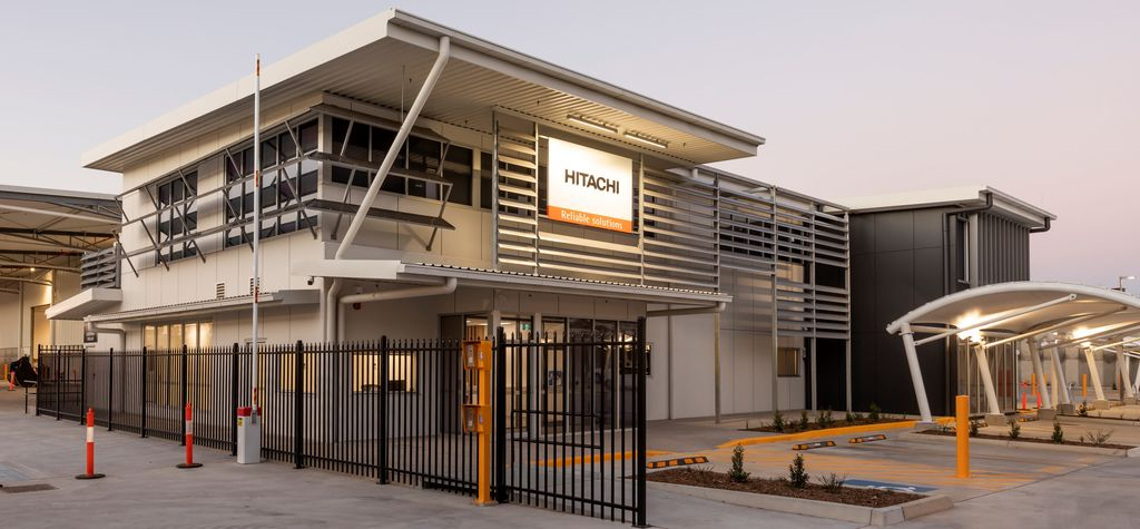 Hitachi opens $37.5M Brisbane facility