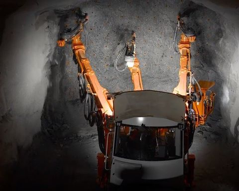 Sandvik launches jumbo for faster, semi-automated drilling