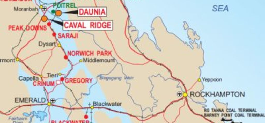 BMA awards $147M Caval Ridge contracts