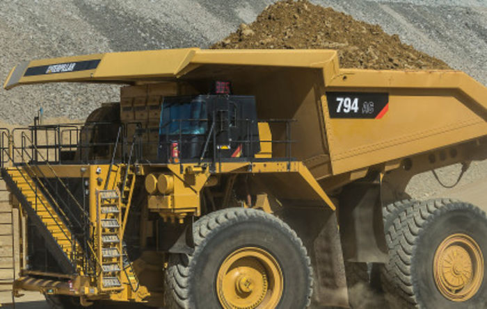 Cat trucks boost WesTrac stocks