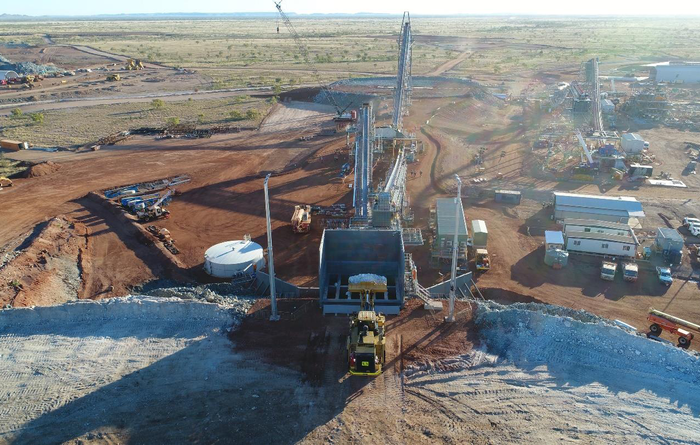 First load commissioning puts Pilgangoora on path to production