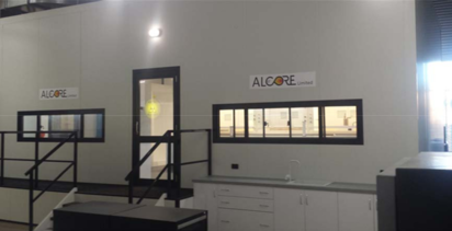 Clough for Alcore plant build