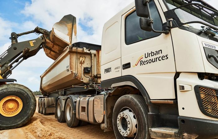 Bauxite Resources moves on Urban sand