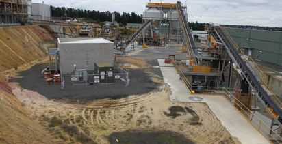 Mining a boost to Victoria's economy