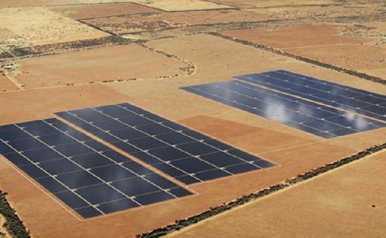 Adani to build solar plant at Moranbah