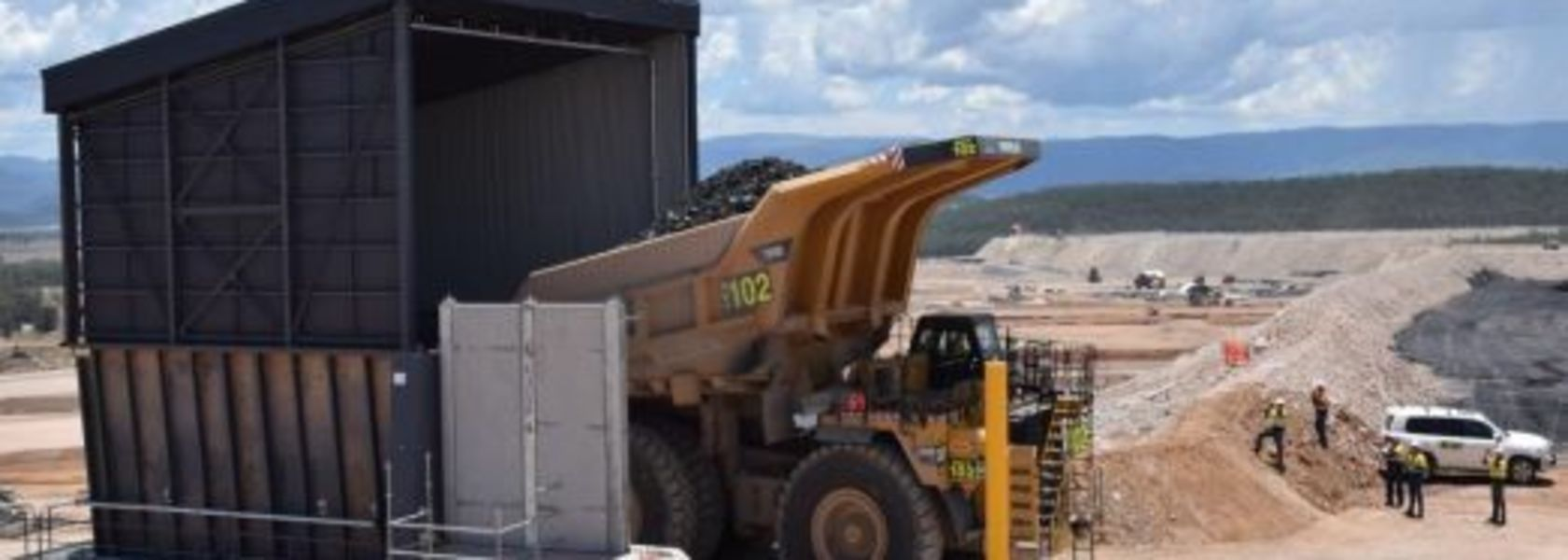 Mining fleet to augment Maules Creek production