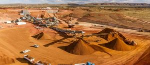 Wonmunna produces first ore