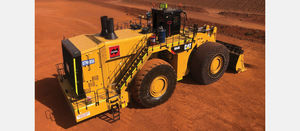 NPE delivers Australia's first rental Cat® 994K to Rio Tinto's Marandoo Mine