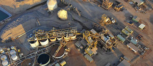 Newmont goes for gas