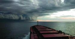 Forty Indonesian coal ships stranded
