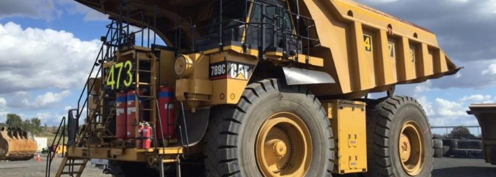 New Acland spends $11m on haul truck refurbishments