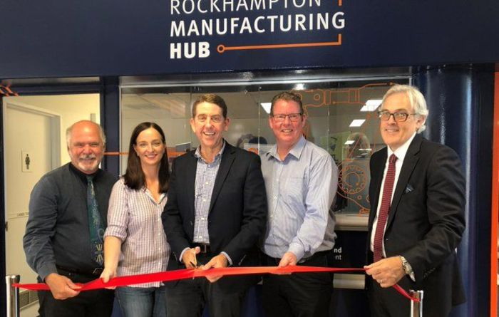 Rockhampton hub rolled out
