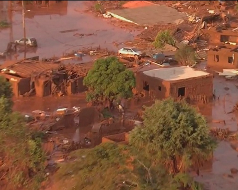 Samarco dam failure reasons released