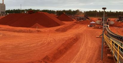 Early bird China hungry for Bauxite Hills deal