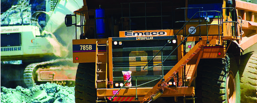 Coal still important to Emeco