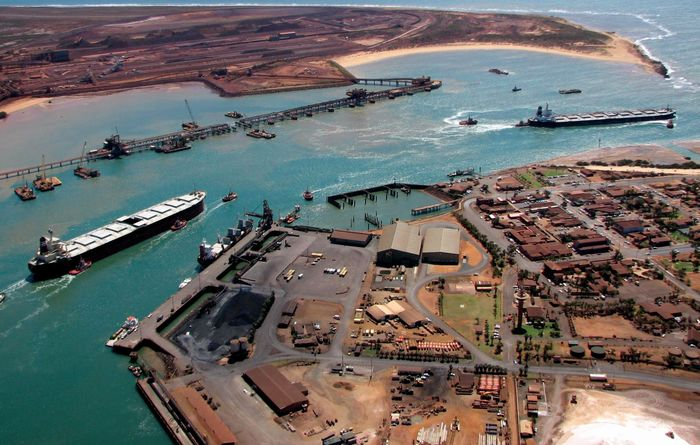 BHP approves Port Hedland tugs project