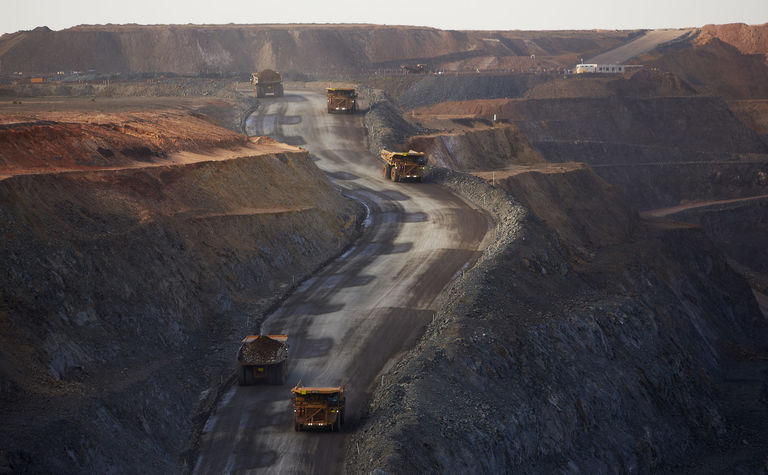 Arrium rails first ore from revived Iron Knob