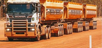 Floating bauxite terminal funding fillip