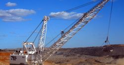 Dragline breakdown a drag on Stanmore