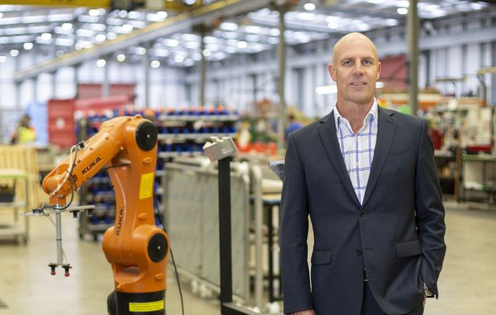 Another Rio Tinto robot contract for Scott