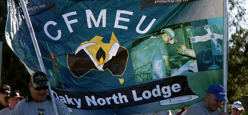 Oaky North employees to lose jobs to contractors: CFMEU