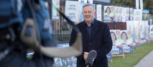 Albo backs New Acland 3