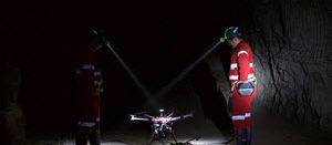 Hovermap takes flight where even angels fear to tread