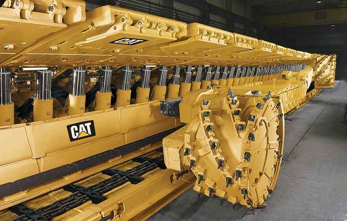 North Goonyella takes Cat's longwall automation option