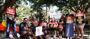 Traditional owners want Adani prosecuted over boreholes