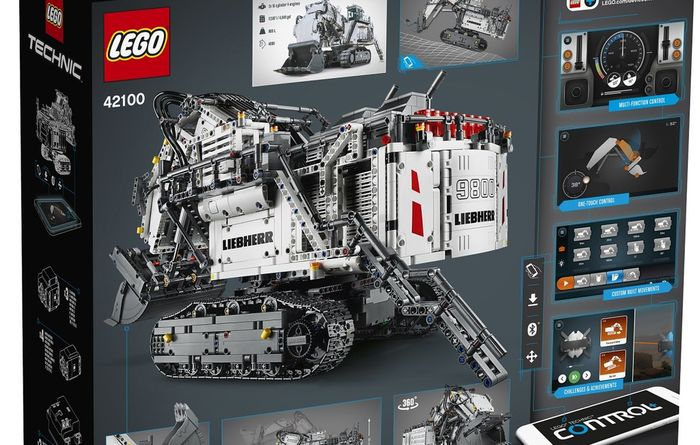 Everything is awesome for Liebherr