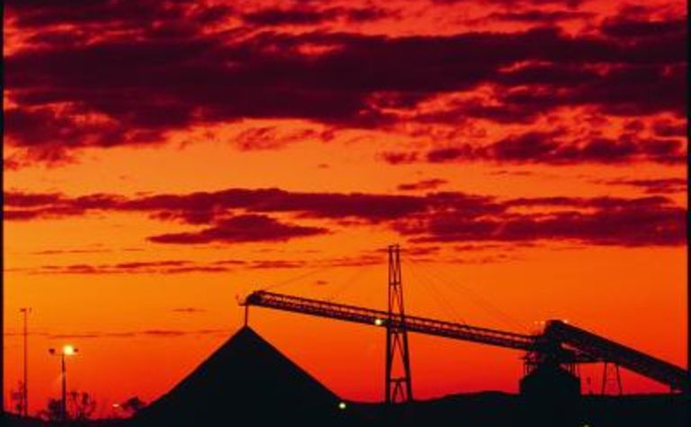Volatile resource prices threaten global stability