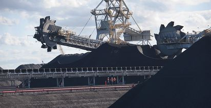 Aussie coal exports power on despite COVID