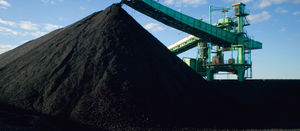 Coal prices hit