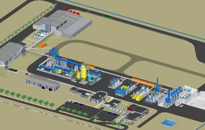 Tianqi boosts Kwinana lithium production