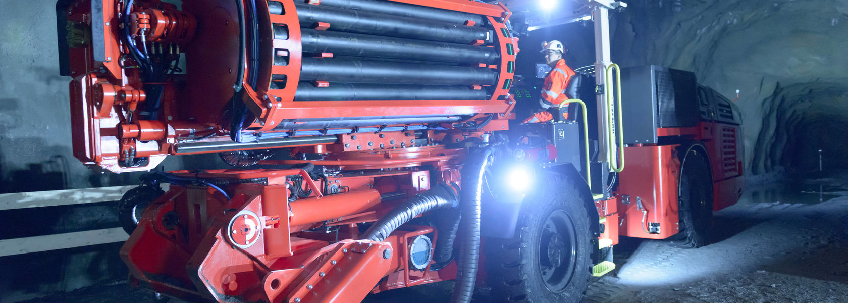 Sandvik raises bar with drill