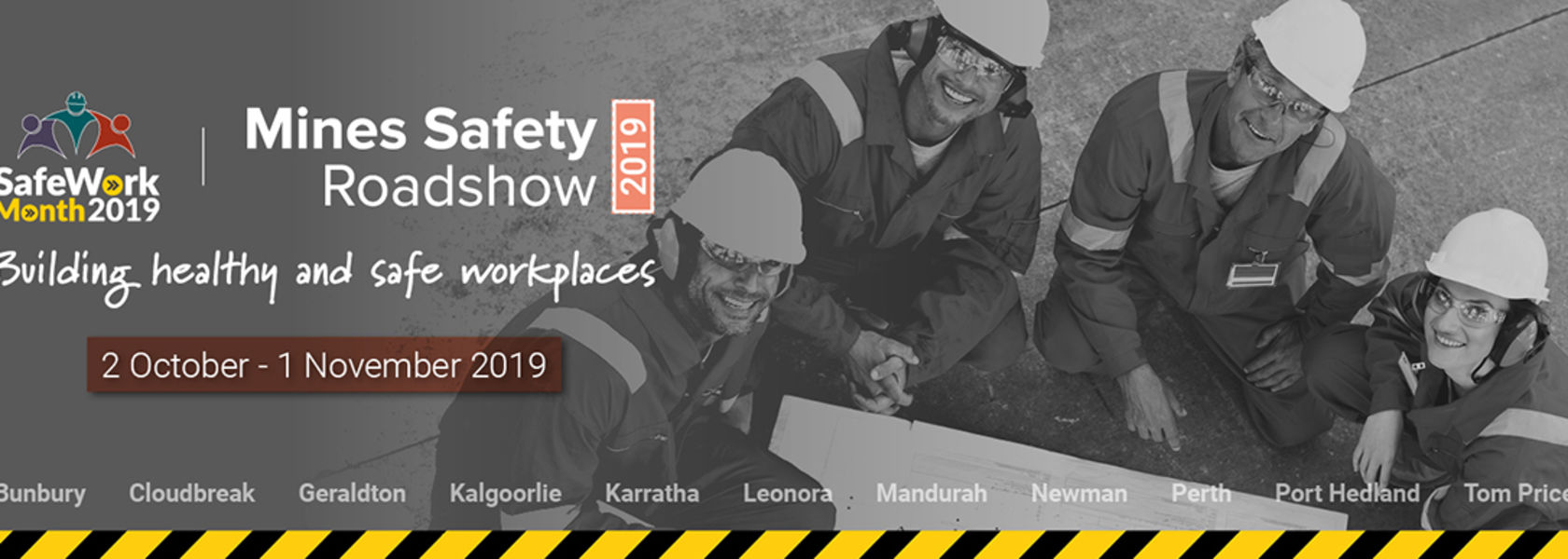 Safety show hits the road
