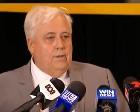 Palmer's Galilee coal project faces court action