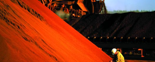 Iron outcome for Rio Tinto