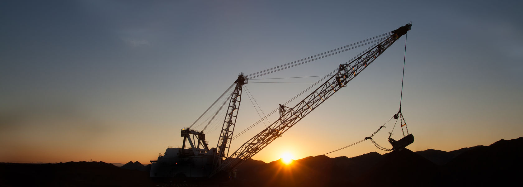 Improving dragline maintenance