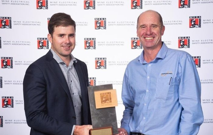 Moranbah North drive collects electrical innovation award