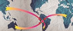 Around the world for Mina Justa
