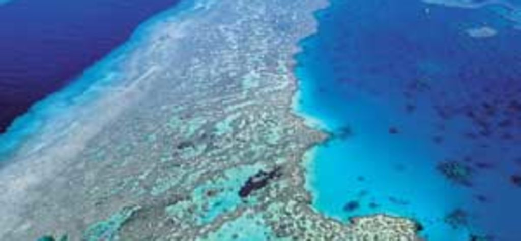 Qld revamps its reef radar watch