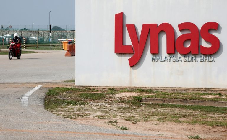 Lynas back to work at Kuantan