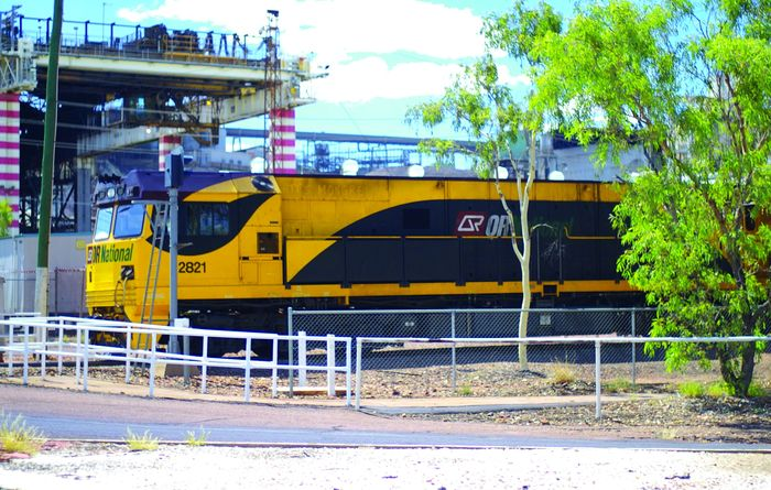 Mount Isa line recovery on track